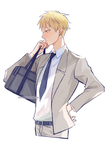 2nd year Kise by reddii