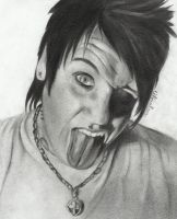 Jacoby Shaddix by ViktoriaRoose
