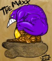 The Maxx 1 by vicariousmonster