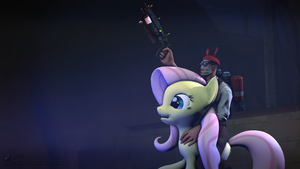 SFM Poster: Charge by PatrickJr
