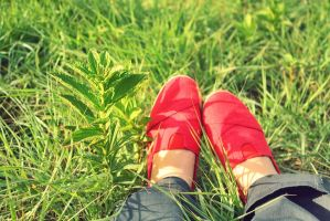red shoes by adri-rivas