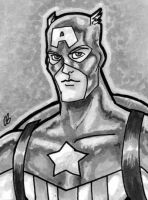 Captain America by BigChrisGallery
