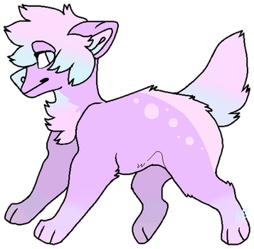 Sparkeloo (help with name please ?) by auroraxaustralis