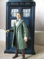 Custom Doctor Who Figure by Alvin171