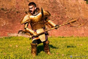 Dwemer Armor Cosplay 11 by Nerv-0
