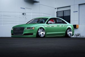 Audi A8 by TOPvt