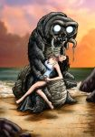 The Monster That Challenged the World by Loneanimator