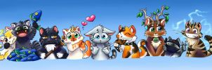 Herding Cats banner by lilnevie