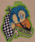 Rodney by TornFeathers
