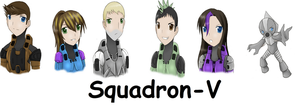 Squadron-V by Heuring