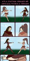 ATLA Dating Issues 5 by vick330