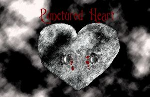 Punctured Heart by TheVampireQueen