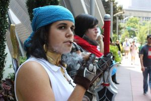 Isabela is Smoking.... a pipe. by Master-of-Unlocking