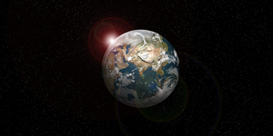 3D Earth by richworks