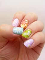 Easter Nails by SmallCreationsByMel