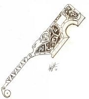 Axe of the Forlorn Tower by jubs916