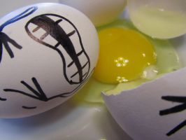 Cracked Eggs 2 by Shorti354