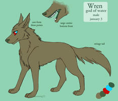 Wren Reference by blackmustang13