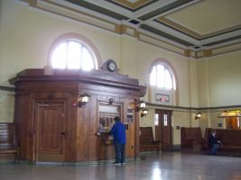 Morristown Station 3 by uglygosling