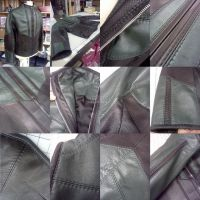 Green Lantern Inspired Leather Jacket by gstqfashions