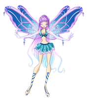 Cosmix Club: Pandora Enchantix by MagicalLady