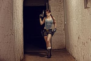 Lara Croft - Classic 05 by ImeldaCroft
