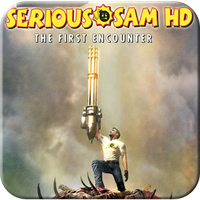 Serious Sam HD Icon by cojocea2010