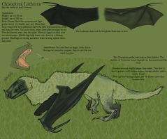 Chiroptera Lotheren by DasBella