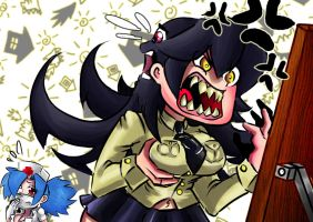 filia and samson role reversal by SkylarK01