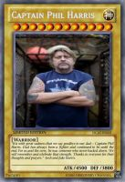 Captain Phil Harris Card by prfctcellrulz