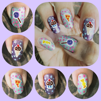 Delicious Manicure Right by MikariStar
