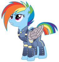 Captain Dash by cheezedoodle96