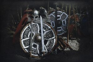 Viking stuff by Spiritor-Witch