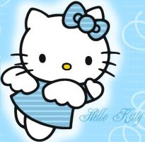 Hello Kitty Angel ID by CailynDizon