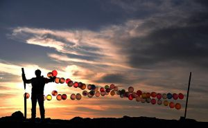 colorful balloons3 by abdullahcoskun