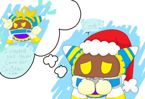 CE Magolor's Christmas by Camichuriin