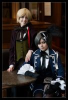 Alois + Ciel - Two of a Kind by Kuragiman