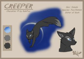 Creeper Sheet by RukiFox