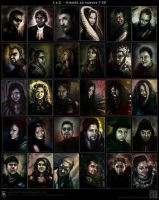 My Dark friends 1-30 by Tsabo6