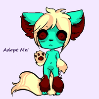 Kitty Adopt [Taken!] by meloniigayle