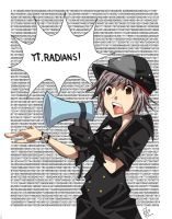 Pi, Radians by Kaiami