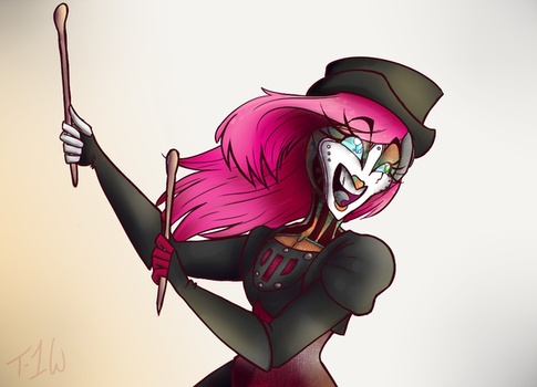 Rabbit ~ Steam Powered Giraffe by that1waffle