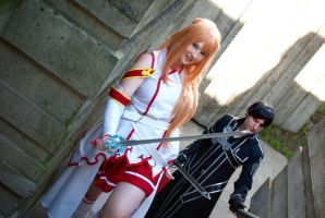 SAO - Crossing Feilds by Eli-Cosplay