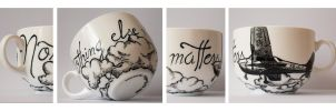 Nothing Else Matters Mug by smist