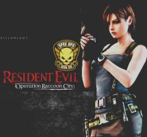 RE ORC Jill Valentine Wallpaper and ID by Kijuju8