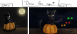 2013-2015 Halloween by IronMeow