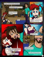 Minecraft: The Awakening Pg34 by TomBoy-Comics