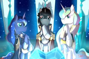Order of the Crysto-Equestrian Empire by KometIV