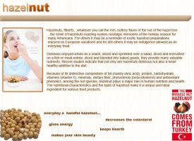 hazelnut by giresun
