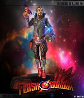 Ming - The Merciless - Comicon Challenge 2014 by GastonBR